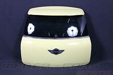 Mini Countryman R60 Heckklappe mit Scheibe trunk lid  Bright Yellow (B17)