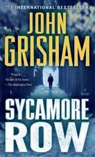 Sycamore Row von John Grisham (2014, Taschenbuch), englisch