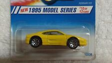 Hot Wheels 1995 Model Series Ferrari 355 #10 of 12 cars #350 1st Edition