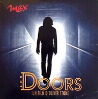 The Doors Maxi CD Les Doors - Promo  - France (VG+/EX+)