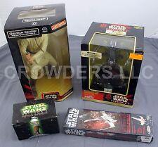 Star Wars Episode 1 Destroyer Droid Room Alarm, Obi Wan Kenobi X-Wing Model Kit