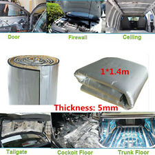 Universal Car Engine Heat Mat Sound-Absorbing Pad Shield Noise Insulation Hood