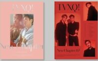TVXQ: The Truth of Love New Chapter #2* Full Package Poster (CD, SM) K-POP