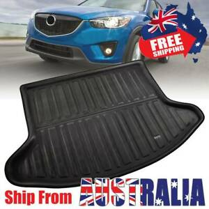 Cargo Mat Boot Liner Luggage Tray Waterproof For Mazda CX-5 2012-2016 KE