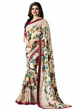 Bollywood Saree Indian Pakistani Ethnic Party Wedding Designer Sari