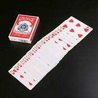 Ximimark 1Set Secret Marked Poker Cards See Through Playing Cards Illusion Gimmick Magic Props Magic Tricks Party Table Games Fun