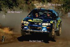 Colin McRae Subaru Impreza WRC 97 Argentine Rally 1997 Photograph 3