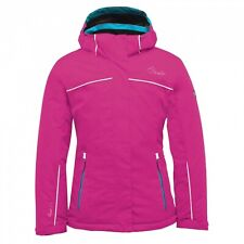 Dare2b Epitomise Girls Kids Waterproof Winter School Ski Jacket RRP £50