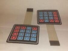 2 pcs 4x4 Universial 16 Key Switch Keypad Keyboard For Arduino -Free US Ship
