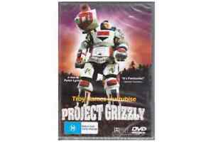 Project Grizzly | DVD Region 4 (PAL) (Australia) | Free Post
