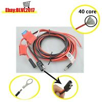 HKN4137A Power Cable For Motorola PM400 PM1200 PM1500 MCS2000 Mobile Radio