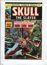 Skull The Slayer #1 The Coming Of Skull! 4pc Lot (8.0)