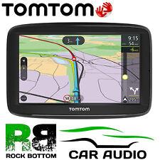 "TomTom VIA 52 EU 5"" Bluetooth Car Van GPS Handsfree Calling Sat Nav Maps"