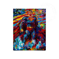 Blend Cota Superman Last Son Of Krypton 14 x 11 Art Print