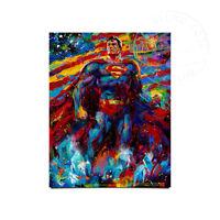Blend Cota Superman Last Son Of Krypton 14 x 11 Art Print