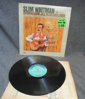 SLIM WHITMAN~Birmingham Jail And Other Country Favorites~RCA-CAMDEN CAL-954-mono