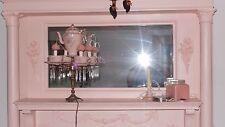 Beautiful Pink Fireplace Mantel