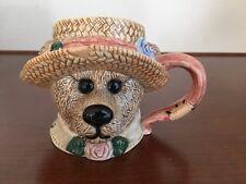 Boyds Bears Mug, Ms. Bruin. Afternoon Tea