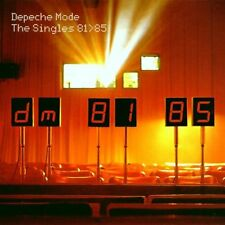 Depeche Mode - The Singles 81-85 MUTE RECORDS CD 1998
