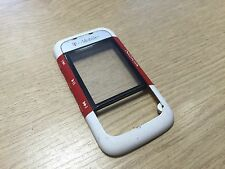 Genuina Original Nokia 5200 Panel frontal cubierta vivienda grado A/b