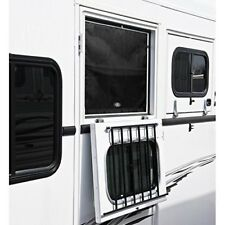 Horse Trailer Window Screen 35x26 Cow Equine Farm Travel Equestrian Gift New