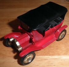 vintage matchbox Lesney~Models Of Yesteryear Y-1,1960's~Ford 1911 model T 1965