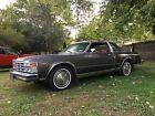 1977 Chrysler LeBaron  original 1 owner  title 54k clean  318  v8 coupe 2 door  loaded solid m-body