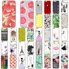 New Flower Patterned Soft Funda Carcasa Case Cover For iPhone 87 6 6s Plus SE 5S