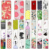 New Flower Patterned Soft Funda Carcasa Case Cover For iPhone 7 6 6s Plus se 5s