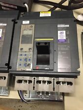 Square D PJA36060CU44BE1, 600A, 100% rated 600V, 3P, I-Line Circuit Breaker LSIG
