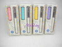 Pilot FKA-1SR Kakuno Smile  Fountain Pen Medium Nib, 4 Colors available