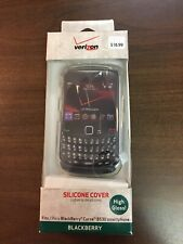 NEW Verizon BlackBerry Curve 8530 Silicone Cover High Gloss ~FREE Shipping~