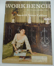 Workbench Magazine Spanish Stereo Cabinet November/December 1969 071715R