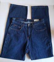 Orvis Mens Jeans Made in USA Blue Boot Cut Size 32 x 34