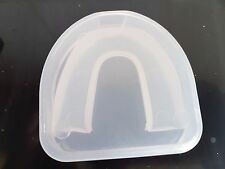 MMA Teeth Protector Mouth Guard Boxing Mouthguard Gum Shield & Case Adult Kid X1