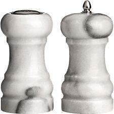 Kitchen Herb Spice Marble Pestle Mortar Grinder Shake Salt Pepper Chopping Board