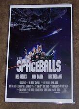 Spaceballs Space Balls 11X17 Movie Poster John Candy Rick Moranis Mel Brooks