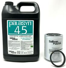 00061 005 0052 017 Sullivan Palatek Palasyn 45 Synthetic Rotary Oil Amp Filter