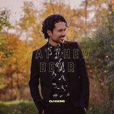 Matthew Dear - Matthew Dear Dj-kicks [New Vinyl] Gatefold LP Jacket, With CD