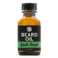 WSP Beard Oil Conditioner (Gaelic Tweed) Natural & Hand Crafted in America