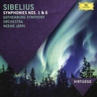 Virtuoso: Sibelius: Symphonies 1 & 6, New Music