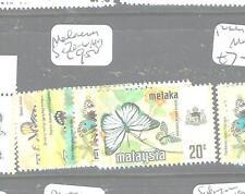 MALAYA MALACCA (P1804B) BUTTERFLY SC 70-6  MOG