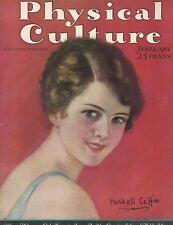 Physical Culture Magazine February 1929 Haskell Coltin Bernard MacFadden