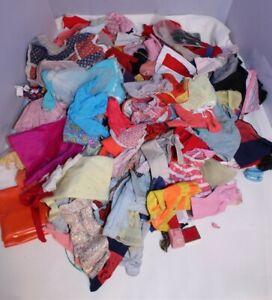 Vintage Barbie Francie Skipper Lot of Clothing ALL TLC /Parts