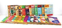 Vintage Fate Magazines Lot of 31 1954-1970 Bundle Set Si-Fi Stories Books