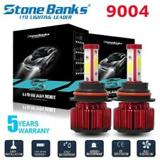 9004 Hb1 Led Headlight 4-Side Bulb High&Low Beam 120W 32000Lm 6000K White Canbus