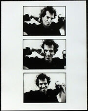 THE ROLLING STONES POSTER PAGE . KEITH RICHARDS . R81