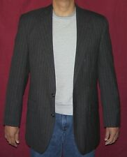 Men's RALPH LAUREN Blazer Size 40 T  University Club Black Wool