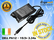 For Dell Inspiron 65W Laptop Charger Adapter PA12 19.5v 3.34a Adaptor Power Unit