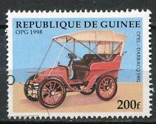 TIMBRE  VOITURE OPEL DARRACQ  1902